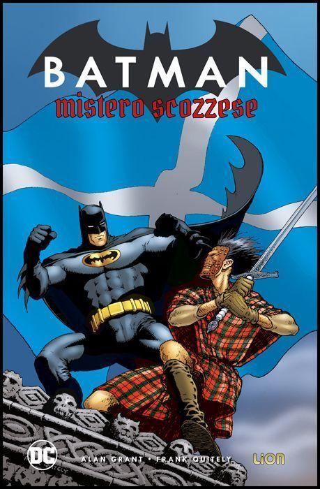 GRANDI OPERE DC - BATMAN: MISTERO SCOZZESE