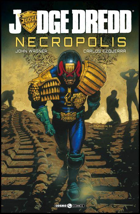 COSMO COMICS #    64 - JUDGE DREDD 5: NECROPOLIS 1