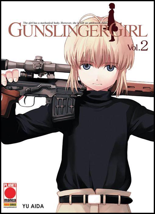 GUNSLINGER GIRL #     2