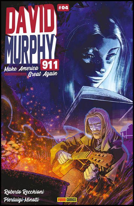 DAVID MURPHY 911 - SEASON TWO #     4 - COVER B