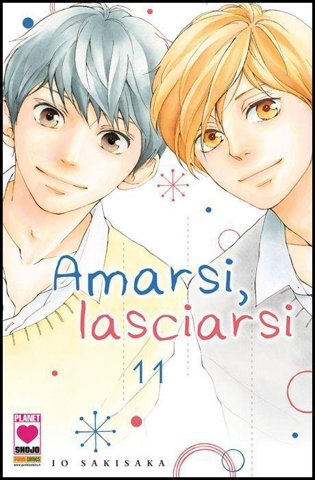 PLANET AI #    36 - AMARSI, LASCIARSI 11
