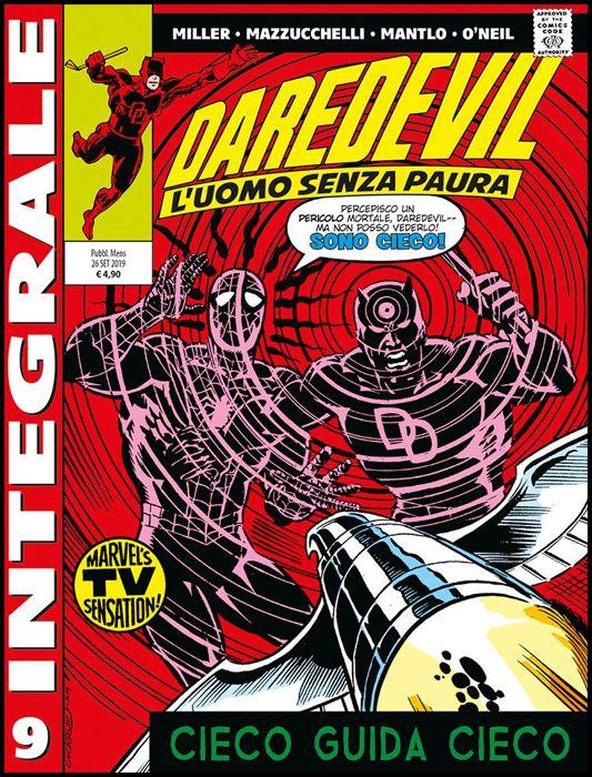 MARVEL INTEGRALE - DAREDEVIL #     9