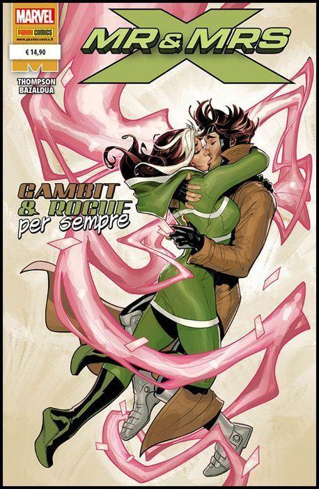 MR. & MRS. X #     2: ROGUE & GAMBIT PER SEMPRE