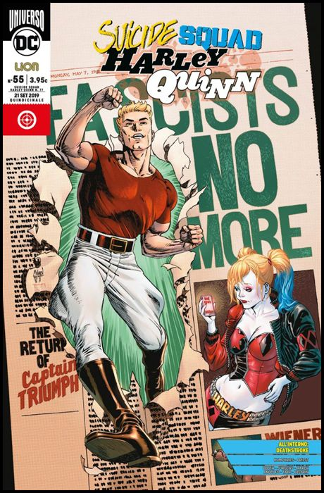 SUICIDE SQUAD/HARLEY QUINN #    77 - SUICIDE SQUAD/HARLEY QUINN 55