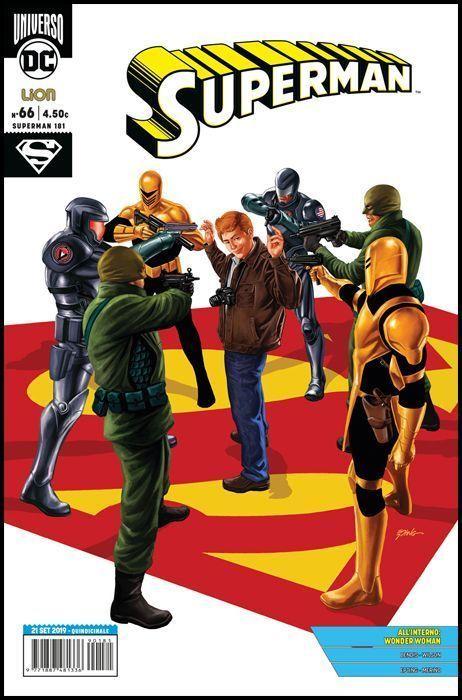 SUPERMAN #   181 - SUPERMAN 66