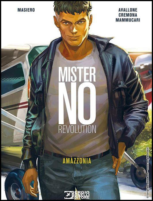 MISTER NO REVOLUTION: AMAZZONIA - CARTONATO