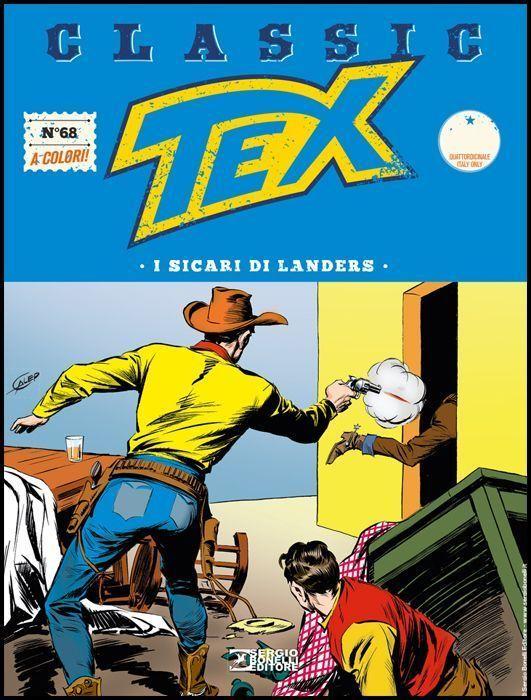 TEX CLASSIC #    68: I SICARI DI LANDERS