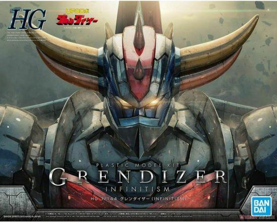 GRENDIZER INFINITISM - MODEL KIT 1/144 HG