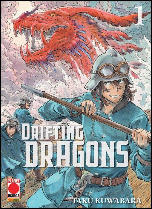 DRIFTING DRAGONS #     1