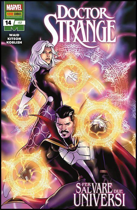 DOCTOR STRANGE #    57 - DOCTOR STRANGE 14