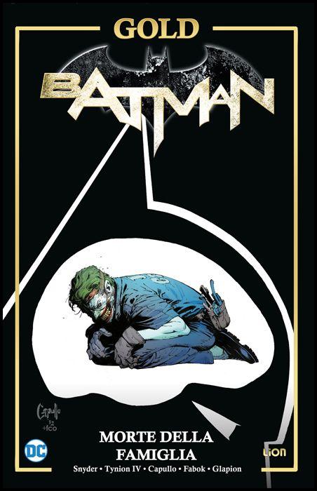 DC GOLD - BATMAN: MORTE DELLA FAMIGLIA