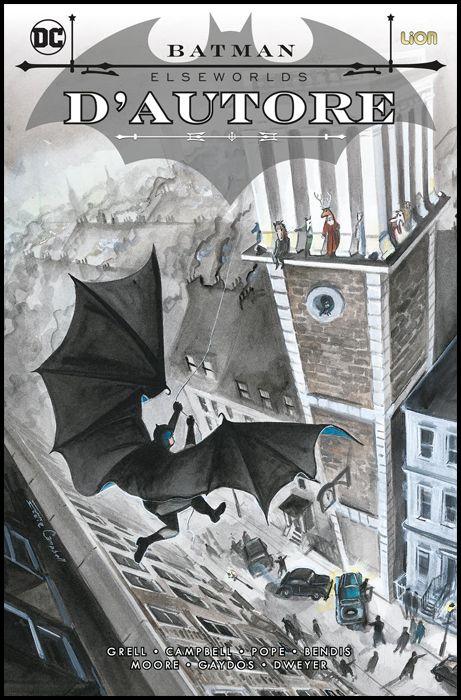 GRANDI OPERE DC - BATMAN: ELSEWORLDS D'AUTORE