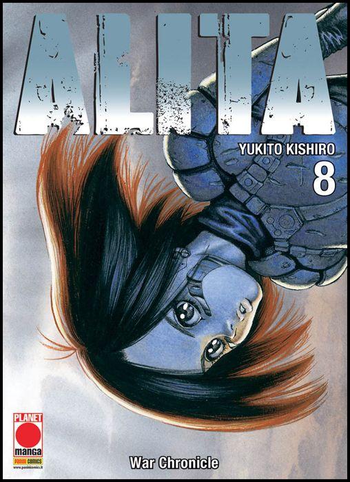 LANTERNE ROSSE #    22 - ALITA 8 - 1A RISTAMPA