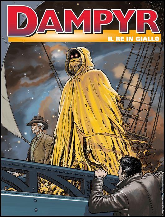 DAMPYR #   235: IL RE IN GIALLO