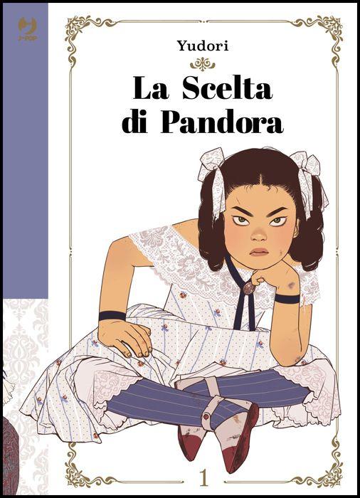 LA SCELTA DI PANDORA #     1