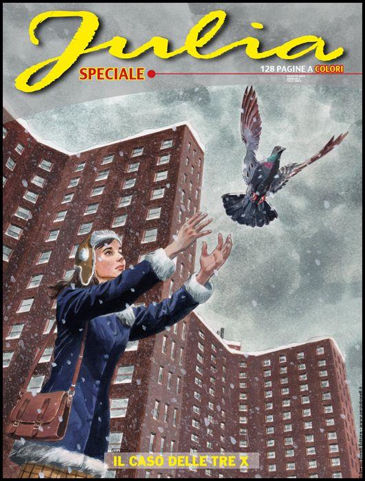 JULIA SPECIALE #     5: IL CASO DELLE TRE X