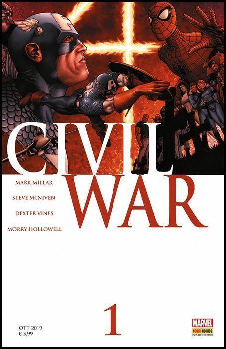 MARVEL LEGENDS #    24 - CIVIL WAR 1