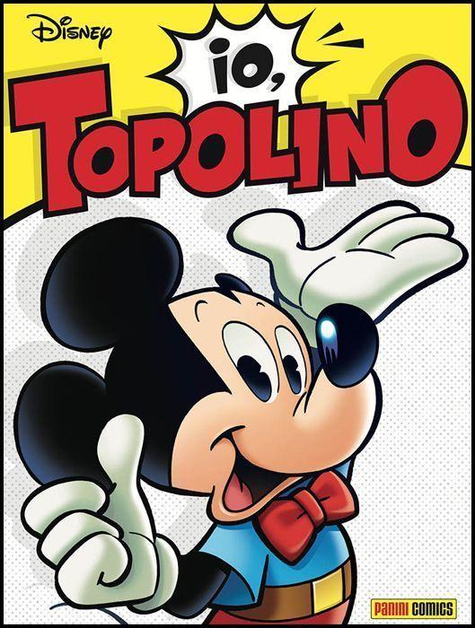 PIU DISNEY HERO #    86 - IO, TOPOLINO