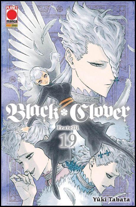 PURPLE #    32 - BLACK CLOVER 19