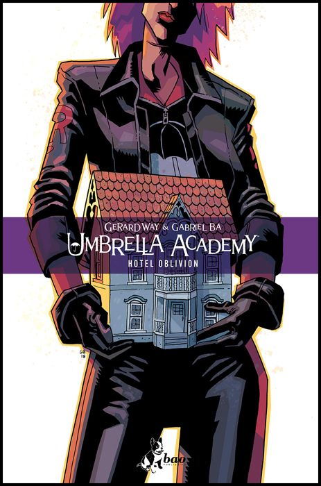 UMBRELLA ACADEMY #     3: HOTEL OBLIVION