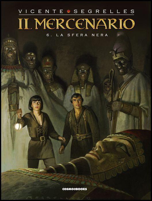 COSMO BOOKS - IL MERCENARIO #     6: LA SFERA NERA