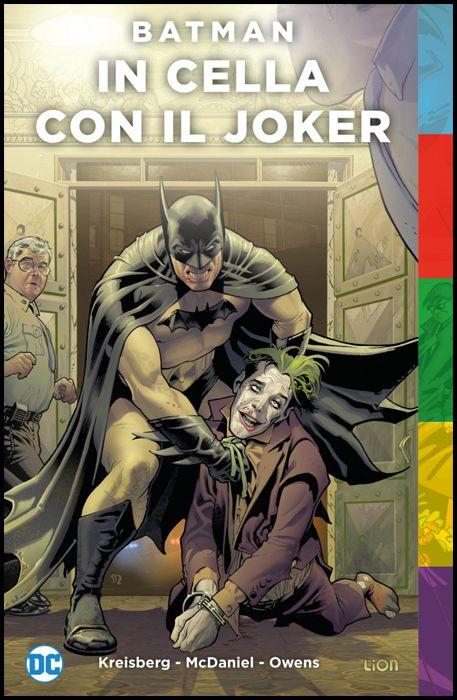DC POP - BATMAN: IN CELLA CON IL JOKER