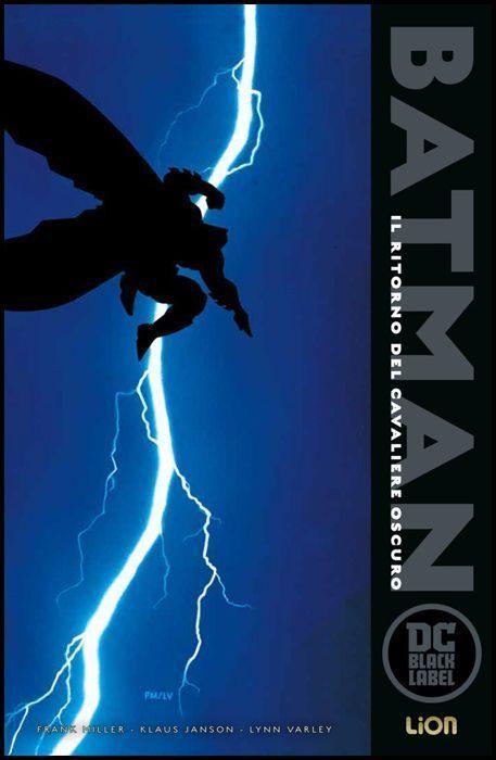 DC BLACK LABEL PRESTIGE - BATMAN: IL RITORNO DEL CAVALIERE OSCURO