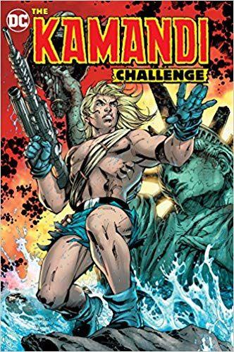 DC UNIVERSE LIBRARY - KAMANDI CHALLENGE 1/2 COMPLETA NUOVI