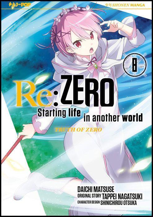 RE:ZERO STAGIONE 3 - TRUTH OF ZERO #     8