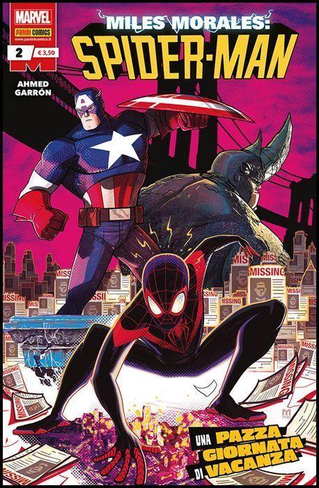 MILES MORALES: SPIDER-MAN #     2