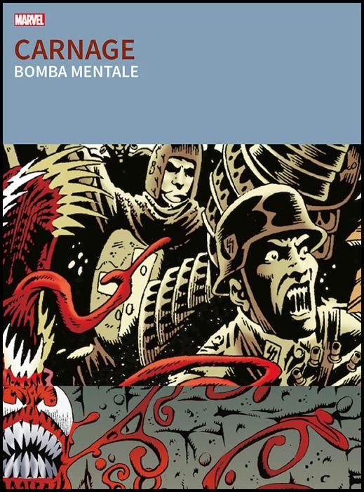 I GRANDI TESORI MARVEL - CARNAGE: BOMBA MENTALE