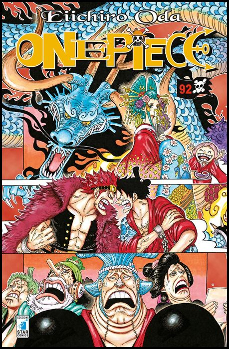 YOUNG #   306 - ONE PIECE 92