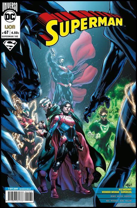 SUPERMAN #   182 - SUPERMAN 67