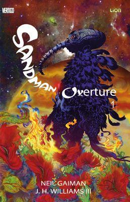 SANDMAN: OVERTURE 1/6 COMPLETA  N 1 PRIMA RIST