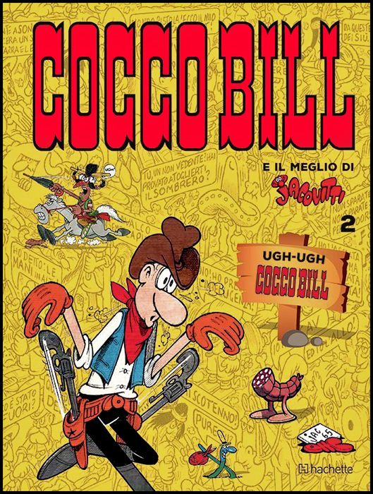 COCCOBILL E IL MEGLIO DI JACOVITTI - 1A EDIZIONE #     2: UGH-UGH COCCO BILL