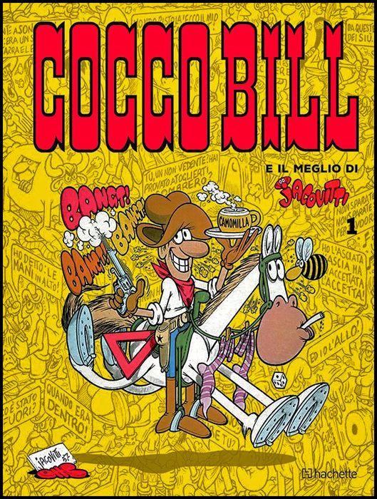 COCCOBILL E IL MEGLIO DI JACOVITTI - 2A EDIZIONE #     1: COCCO BILL