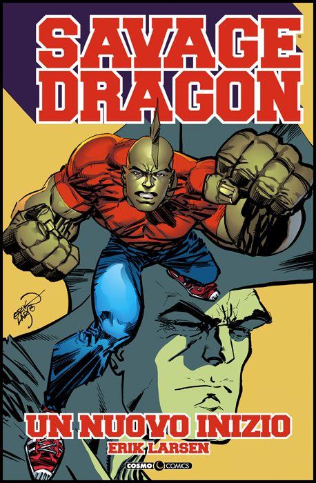 COSMO COMICS SAVAGE DRAGON - SAVAGE DRAGON #    34: UN NUOVO INIZIO