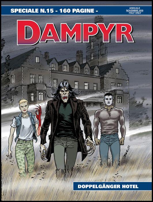 DAMPYR SPECIALE #    15: DOPPELGÄNGER HOTEL!