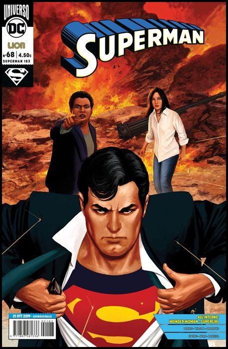 SUPERMAN #   183 - SUPERMAN 68