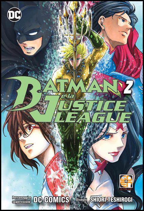 MIRAI COLLECTION #    34 - BATMAN E LA JUSTICE LEAGUE 2