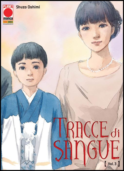TRACCE DI SANGUE #     3