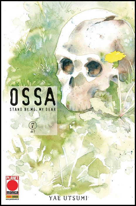 OSSA - STAND BY ME, MY DEAR #     7