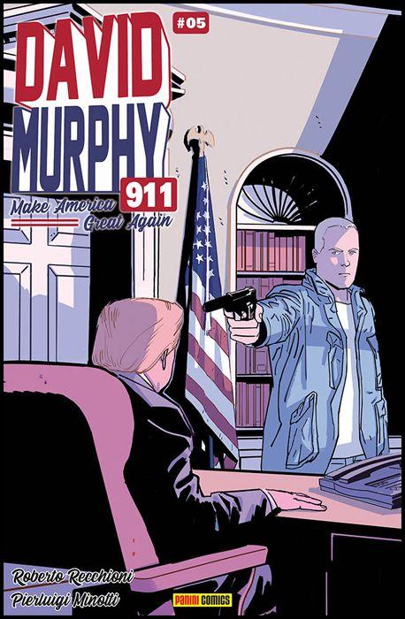 DAVID MURPHY 911 - SEASON TWO #     5 - COVER A