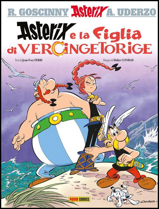 ASTERIX #    38: ASTERIX E LA FIGLIA DI VERCINGETORIGE