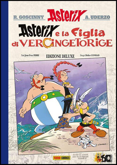 ASTERIX #    38: ASTERIX E LA FIGLIA DI VERCINGETORIGE - EDIZIONE DELUXE