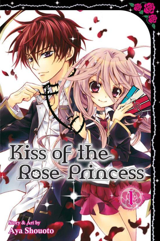 KISS OF ROSE PRINCESS 1/6