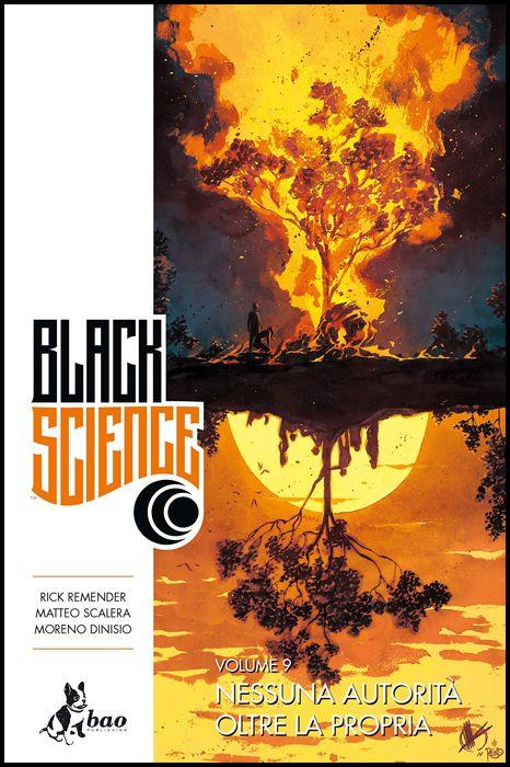 BLACK SCIENCE #     9: NESSUNA AUTORITÀ OLTRE LA PROPRIA