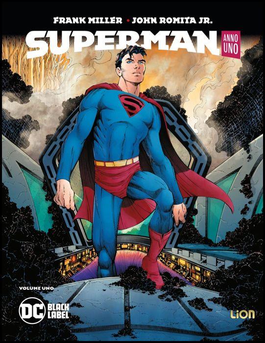 DC BLACK LABEL - SUPERMAN: ANNO UNO #     1