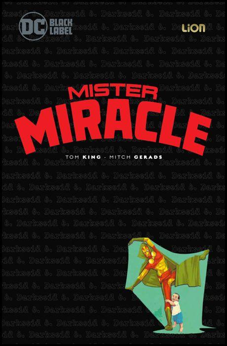 DC BLACK LABEL PRESTIGE DELUXE - MISTER MIRACLE