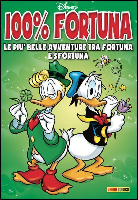 PAPERSTYLE 100% DISNEY #    11 - DISNEY 100% FORTUNA - LE PIÙ BELLE AVVENTURE TRA FORTUNA E SFORTUNA